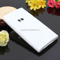Hot Sale Slim Soft TPU Silicone Gel Cover Skin Back Case For Nokia Lumia 920 Protective Shell Skin