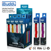 2015 Hot sale Custom vaporizer ecigs iBuddy BUD-DS Alternative disposable/rechargeable e-cigarette kits wholesale