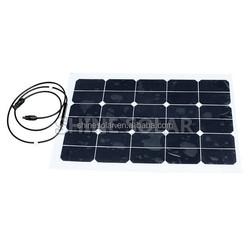 new promotion 45W 80W 100W 120W Semi Flexible Solar Panel SN-H45W