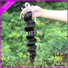 wholesale human hair extension virgin curly brazilian hair brazilian loose curl