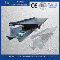 Mineral separation shaking table gold sorting shaking table with high quality(LS4500)