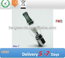 Hot!!! 2013 newest GT herb v3 100% no leaking pyrex glass atomizer
