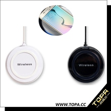 universal qi standard wireless charger oem manufacturer for smartphone