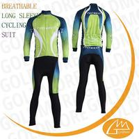 2015 high quality Special ropa de ciclismo brand Cycling Jersey,Cheap china wholesales Custom long sleeves cycling jerseys suit