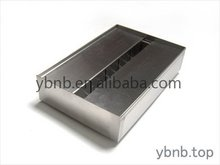 High quality most popular welded aluminum parts fabrication work