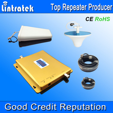 dual band repeater GSM WCDMA 2G 3G amplifier, cell phone signal booster, mini gsm 3g booster