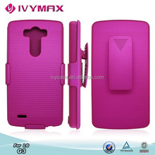 IVYMAX alibaba china low price china mobile phone case for lg g3 stylus cover