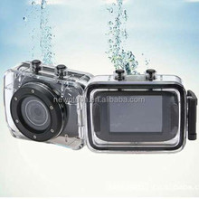 Manufacturer Hot Sale HD 720P for sports shooting mini full hd camcorder
