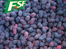 IQF/Frozen black mulberry ,fresh mulberry 2015 new crop