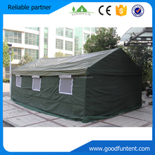 Large Canvas Waterproof Military Tent for camping