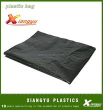 LDPE Black Heave Duty Plastic Garbage Bag for Bin