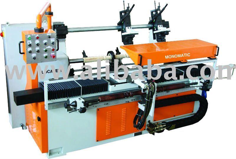 Hidráulico Copy - torno de giro - máquina de madeira