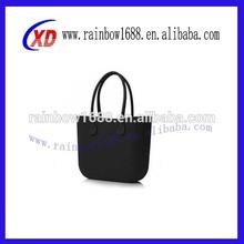 2014 mejor venta nuevo de la moda de silicona bolso bolso de mano para damas en china