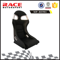 BV Certification Black and Yellow Car Off Road Adjustable Racing Seats