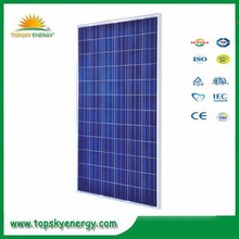 280W 72pcs 36.1V-36.5V 7.62-7.95A cheap poly grade A best prices per watt of solar panel made in China 275W,285W,290w