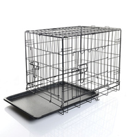 Pet Cage With Removable Tray