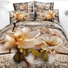 3d duvet cover set / 3d bedding sets / 3d bedding sets with flower