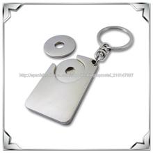 Korean pop metal keychain