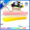simple pencil case /OEM design tin pencil case on sale/2015 hot selling pencil case
