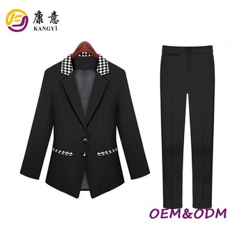 2015 new style office uniform designs for womans s buy for Office uniform design 2015