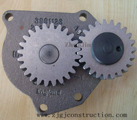 Heavy Truck Auto Engine Lubrication System Part Oil Pump
