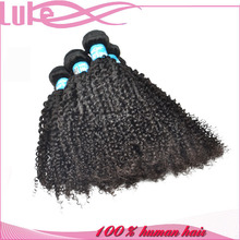 Wholesale Best Quality Bundles 100% Virgin Malaysian Curly Hair Weft
