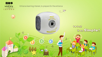 Newest design of fantastic projection painting machine/kids projector toys mini projector