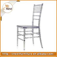 Hotel Full Polycarbonate Wedding Chiavari Chair Wholesale