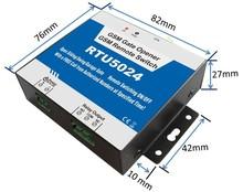 Wireless GSM Relay Door Access Control Switch GSM Gate Opener (RTU5024)