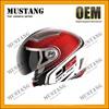 Waterproof Shockproof High Protective Adult New Model Half Face Helmets Motorcycle