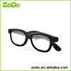 plastic circular polarized high quality 3d gafas for 3d movie
