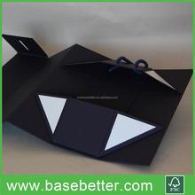 Empty Paper Wine Box for 375ml Bottle