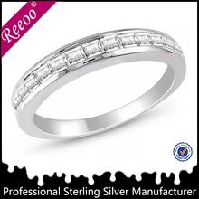 925 joyas de plata anillo de la mujer de plata esterlina al por mayor