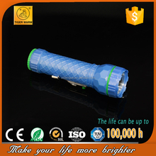 Hot sale factory price led flashlight torch with Solid Color TM-303
