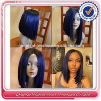 Top fashion new design remy lace front bob wigs brazilian hair wigs
