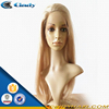 hot selling 8-36inch very low price blonde hair bun high quality lace front wigs for white women