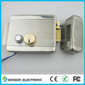 Açoinoxidável eletrônico fechadura para porta de vidro/porta de madeira