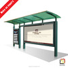 new shelter bus stop outdoor waterproof led poster frame light frame