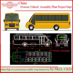 West Africa City Bus Pickling Phosphating Paint Room Metal Processing Technology for Sale