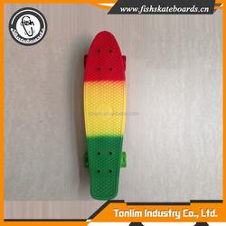"Low price 3.125"" aluminium alloy custom cruiser skate board"