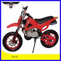 Gas kids dirt bike, off road motorbike with CE (D7-03)