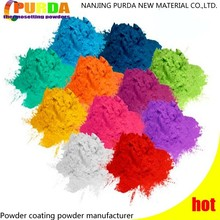 Electrostatic Spray Themosetting Polyester Powder Coating
