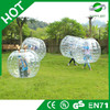 2015 Top quality Amazing 100% 1.0mm PVC/TPU bubble bumper ball, inflatable ball, bulle humaine gonflable