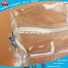 Plastic PVC Hook Bag for Garment Packaging