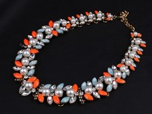 The fair maiden's set auger small grain necklace, fashion attractive