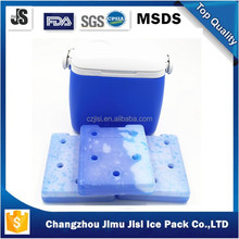FDA, MSDS approved clear hard plastic boxes, food coloring gel, blue ice pack, cold pack