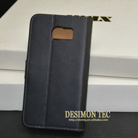 high quality classic wallet leather case for samsung galaxy s6 edge, for s6 edge flip leather case, alibaba wholesale