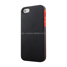 For Apple iPhone 5s 2 in 1 combo case, mobile phone cover all ranges