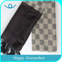 Wholesale printed long muslim scarf men