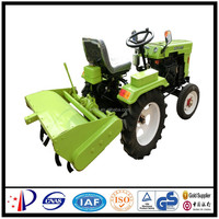 Factory Direct Sale High Quality small tractor rotavator